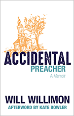 Accidental Preacher - book cover