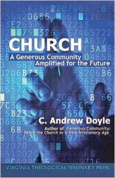 "Cover of the book ""Church"" be C. Andrew Doyle"