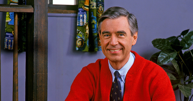 Shea Tuttle What Can Fred Rogers Teach Us About Theology Faith And Leadership