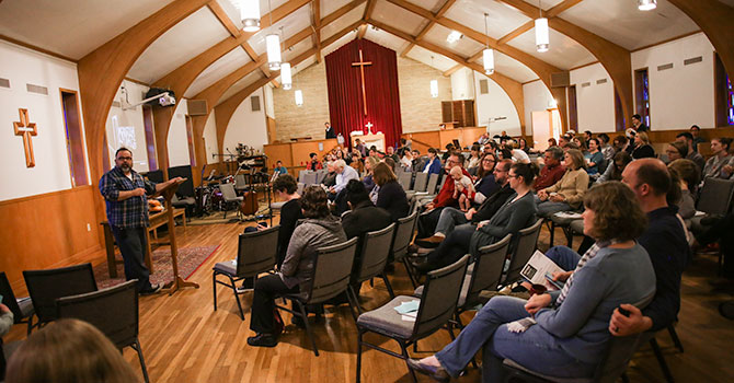 church congregation images a dying texas church gives life to a new congregation 6595
