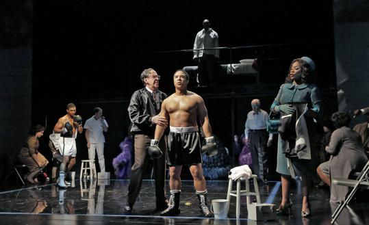 Opera Theatre of Saint Louis' 2013 World Premiere of Champion