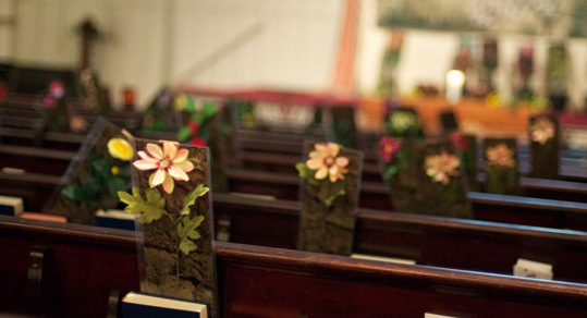 Installation at Tabernacle Baptist Church